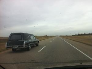 highway hearse 2014