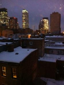 Montreal night Jan
