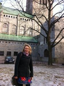 Heidi Rautionmaa Kallio church