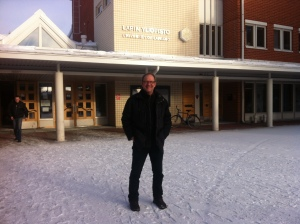 Matthew Univ of Lapland