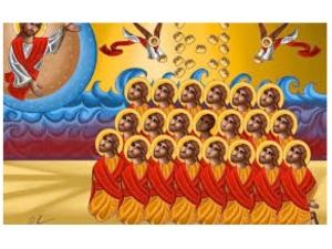 Rezk 21 Coptic Martyrs
