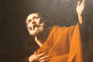 Ribera's St Peter