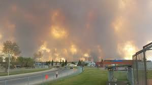 Fort McMurray fire two