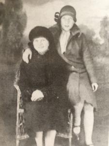 Finnish maids in Quebec ca 1930